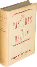 Books:Literature 1900-up, John Steinbeck. The Pastures of Heaven. New York: [circa1935]. First edition. ...