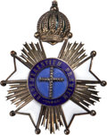 Brazil, Brazil: Pedro I Order of Southern Cross gold and enamel Decoration(c. middle 19th century),...