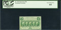 Fractional Currency:First Issue, Fr. 1312 50¢ First Issue PCGS Very Choice New 64.. ...