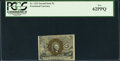 Fractional Currency:Second Issue, Fr. 1232 5¢ Second Issue PCGS New 62PPQ.. ...