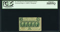 Fractional Currency:First Issue, Fr. 1310 50¢ First Issue PCGS About New 50PPQ.. ...