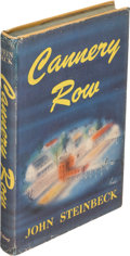 Books:Literature 1900-up, John Steinbeck. Cannery Row. New York: 1945. First edition....