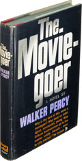 Books:Literature 1900-up, Walker Percy. The Moviegoer. New York: 1961. Firstedition....