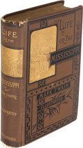 Books:Biography & Memoir, Mark Twain. Life on the Mississippi. Boston: 1883. Firstedition....