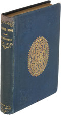 Books:Literature Pre-1900, Nathaniel Hawthorne. A Wonder-Book for Girls and Boys.Boston: 1852. First edition....