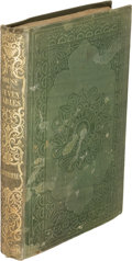 Books:Literature Pre-1900, Nathaniel Hawthorne. The House of the Seven Gables. London: 1851. First British edition....