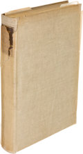 Books:Literature 1900-up, Robert Frost. Collected Poems. New York: 1930. Limited,signed....