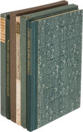Books:Literature 1900-up, Robert Frost. Group of Three Books. New York: [1928]-1942. Limited,signed.... (Total: 3 Items)