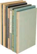 Books:Literature 1900-up, Robert Frost. Group of Five Books. New York: [1945]-[1962].Limited, signed.... (Total: 5 Items)