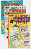 Bronze Age (1970-1979):Humor, Harvey Collectors Comics #2-16 File Copy Group of 75 (Harvey,1975-78) Condition: Average VF/NM.... (Total: 75 Comic Books)