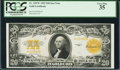Large Size:Gold Certificates, Fr. 1187* $20 1922 Gold Certificate PCGS Very Fine 35.. ...
