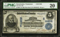 National Bank Notes:Tennessee, Sweetwater, TN - $5 1902 Plain Back Fr. 606 The First NB Ch. # (S)11202. ...