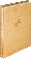Books:Literature 1900-up, John Steinbeck. The Red Pony. New York: Covici FriedePublishers, [1937]. Limited edition of 699 signed copies, ...