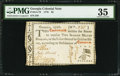 Colonial Notes:Georgia, Georgia 1776 $2 PMG Choice Very Fine 35.. ...