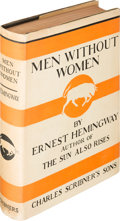Books:Literature 1900-up, Ernest Hemingway. Men Without Women. New York: Charles Scribner's Sons, 1927. First edition. ...