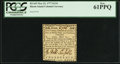 Colonial Notes:Rhode Island, Rhode Island May 22, 1777 $1/24 PCGS New 61PPQ.. ...