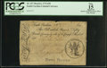Colonial Notes:South Carolina, South Carolina March 6, 1776 £50 PCGS Apparent Fine 15.. ...