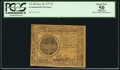 Colonial Notes:Continental Congress Issues, Continental Currency May 20, 1777 $7 PCGS Apparent About New 50.....
