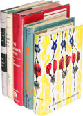 Books:Literature 1900-up, J. P. Donleavy. The Ginger Man. [Various: 1956-1961]. Fivevarious editions of the novel and play.... (Total: 5 Items)