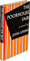 Books:Literature 1900-up, John Updike. The Poorhouse Fair. New York: 1959. Firstedition, signed....
