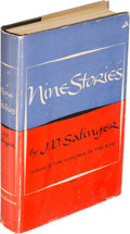 Books:Literature 1900-up, J. D. Salinger. Nine Stories. Boston: [1953]. Firstedition....