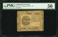 Colonial Notes:Continental Congress Issues, Continental Currency February 26, 1777 $7 PMG About Uncirculated50.. ...