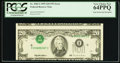 Error Notes:Inverted Third Printings, Fr. 2082-I $20 1995 Federal Reserve Note. PCGS Very Choice New64PPQ.. ...