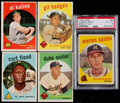 Baseball Cards:Lots, 1959 Topps Baseball Starter Set (136 Different). ...