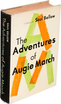 Books:Literature 1900-up, Saul Bellow. The Adventures of Augie March. New York: 1953.First edition....