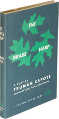 Books:Literature 1900-up, Truman Capote. The Grass Harp. A Play... New York: [1952].First edition. ...
