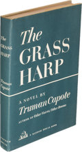 Books:Literature 1900-up, Truman Capote. The Grass Harp. New York: [1951]. First edition.. ...
