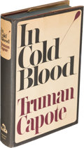 Books:Americana & American History, Truman Capote. In Cold Blood. New York: [1965]. First tradeedition....