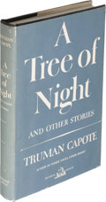 Books:Literature 1900-up, Truman Capote. A Tree of Night. New York: [1949]. Firstedition....