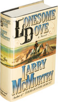 Books:Literature 1900-up, Larry McMurtry. Lonesome Dove. New York: [1985]. Firstedition....