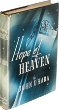 Books:Literature 1900-up, John O'Hara. Hope of Heaven. New York: [1938]. First edition, review copy. . ...