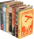 Books:Literature 1900-up, John Dos Passos. Group of Seven Books. New York: [1928-1943]....(Total: 7 Items)