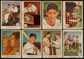 Baseball Cards:Sets, 1959 Fleer Baseball Ted Williams Near Set (78/80)....