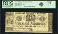 Obsoletes By State:Arkansas, Little Rock, AR - Lot of 3 Arkansas Treasury Warrant $1 Denomination Types.. ... (Total: 3 notes)