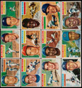 Baseball Cards:Lots, 1956 Topps Baseball Collection (212)....