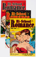 Golden Age (1938-1955):Miscellaneous, Harvey Golden and Silver Age Romance Comics File Copies Group of 43 (Harvey, 1950-63) Condition: Average FN/VF.... (Total: 43 Comic Books)