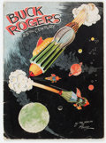 Platinum Age (1897-1937):Miscellaneous, Buck Rogers in the 25th Century #370A (Kellogg Company, 1933) Condition: VG....