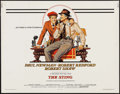 """Movie Posters:Crime, The Sting (Universal, 1973). Half Sheet (22"""" X 28""""). Crime.. ..."""