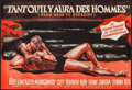"Movie Posters:Academy Award Winners, From Here to Eternity (Columbia, 1953). French Petite (12.25"" X18.5""). Academy Award Winners.. ..."