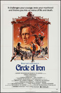 """Movie Posters:Action, Circle of Iron (Avco Embassy, 1978). Autographed One Sheet (27"""" X 41""""). Action.. ..."""