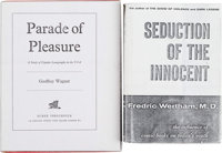 Seduction of the Innocent/Parade of Pleasure Group (Rinehart, 1954) Condition: Average VG/FN.... (Total: 2 Items)