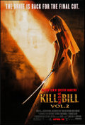 "Movie Posters:Action, Kill Bill: Vol. 2 (Miramax, 2004). One Sheet (27"" X 40"") DS AdvanceBride Style. Action.. ..."