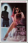 """Movie Posters:Adult, Bodies in Heat & Others Lot (Caballero Releasing, 1983). One Sheets (3) (27"""" X 41"""") & Uncut Pressbook (6 Pages, 9"""" X 13""""). A... (Total: 4 Items)"""