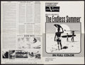 "Movie Posters:Sports, The Endless Summer (Cinema 5, 1966). Uncut Pressbook (6 Pages, 12"" X 18.25""). Sports.. ..."