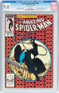 Modern Age (1980-Present):Superhero, The Amazing Spider-Man #300 (Marvel, 1988) CGC NM/MT 9.8 Whitepages....