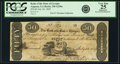 Augusta, GA - Bank of the State of Georgia, Branch Bank at Augusta $50 July 24, 1849 GA-330 G240a. PCGS Very Fine 25 App...